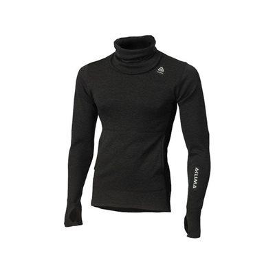 Warmwool Hoodies Sweater Man Black / Marengo Medium
